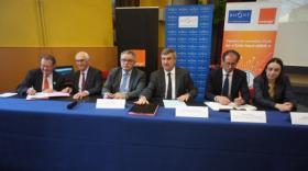 Orange et Altice-SFR déploient la fibre dans le Rhône