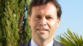 Franck Beasse est le nouveau vice-président du directoire la Banque Rhône-Alpes