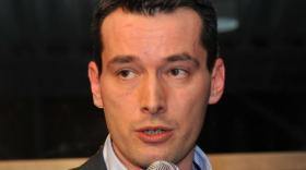 Frédéric Minssieux (Clauger) sacré Entrepreneur de l'année en Auvergne-Rhône-Alpes