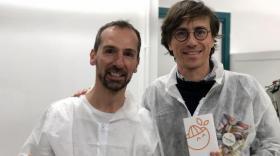 Arnaud Martin et Fabrice Guyon, brefeco.com
