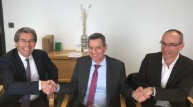 Une acquisition en Suisse pour GCC