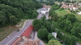 Le site de la future Papeterie de la Montgolfière, brefeco.com
