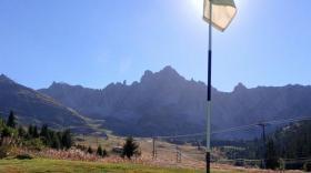 golf de courchevel - bref eco