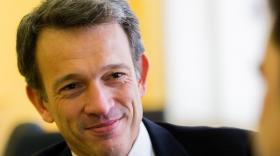 Thierry Chiche, directeur de l'activité tourisme et camionnette de Michelin.