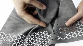Yumé Péma, le laser appliqué au textile