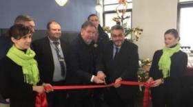 Inauguration Groupama Clermont brefeco.com