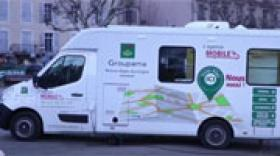 Groupama lance ses agences mobiles