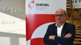 Jean-Pierre Cheval, président du groupe familial éponyme.
