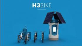 H3Bike développe le premier VAE automatique et connecté.
