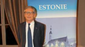 Hugues Pouzet devient consul honoraire d'Estonie