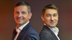 Hervé Kratiroff et Eric Versini dirigent le fonds Solexia.