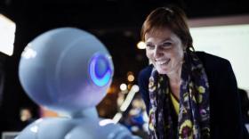 Bientôt des robots sympas ?