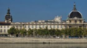 Le Grand Hôtel Dieu à Lyon arrive dans sa phase d'aménagement