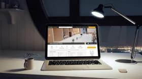 plateforme web hub-grade