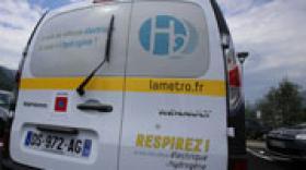 HyWay déploie 21 véhicules utilitaires hybrides à Grenoble