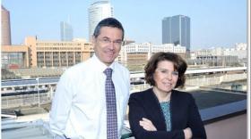Pierre Balsollier et Isabelle Delange