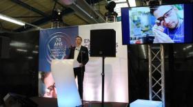 Jean-François Grillot, le directeur de l'usine de Pont-de Claix, pilote l'un des fleurons de Medtronic. - bref eco