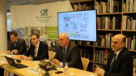 Le Crédit Agricole Sud Rhône-Alpes gagne encore du terrain