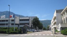 GE à Grenoble.
