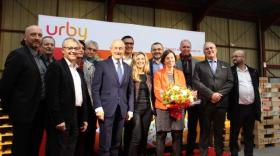 Le consortium Urby inaugure à Grenoble une nouvelle ère dans la logistique urbaine