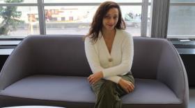Nathalie Barberis, fondatrice de Marypop brefeco