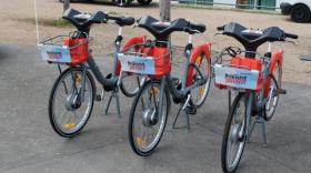 Les 2 500 Vélo'v hybrides seront déployés sur 428 stations brefeco