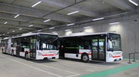 Le 10e dépôt de bus du réseau TCL accueillera les véhicules de 11 lignes du bus de l'ouest de l'agglomération brefeco