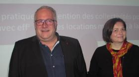 Laurent Duc et Béatrice Rondy, brefeco.com