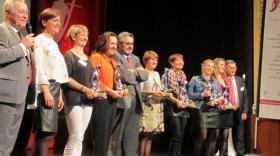 6e édition des Trophées des Femmes de l'Economie Rhône-Alpes, Auvergne et Genevois.