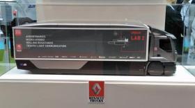 Urban Lab 2, le véhicule diesel expérimental de Renault Trucks