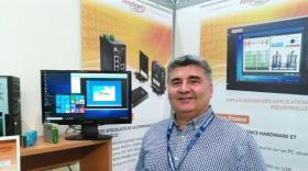 Philippe Entressangle, gérant d'Amplicon France