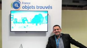 Alain Franciosa, président de France Objets Trouvés brefeco.com