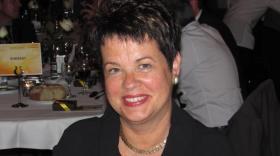 Nathalie Courant, directrice générale de Car Postal France.