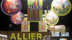 Un fructueux Salon de l'Agriculture pour l'Allier