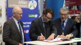 Jean Meunier et Alexandre Maizoué