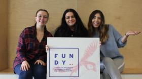 L'équipe de Fundy va bientôt s'agrandir. brefeco.com