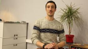 Louis de Longevialle veut créer une ferme urbaine de Lyon.