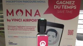 Reconnaissance faciale: Vinci Airports lance Mona à Lyon-Saint Exupéry