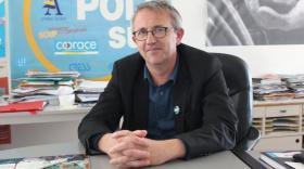 Christophe Chevalier est le PDG du groupe Archer.