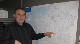 Dominique Guerrée, président de Railcoop - bref eco