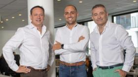 Frédéric Giraud, Guillaume Guttin et Benoit Fritsch, brefeco.com