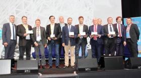 Remise des Trophées aux six entreprises récompensées