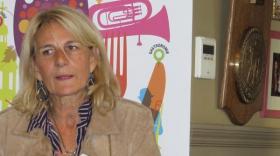 Patricia Picard, déléguée générale du comité des vins de la Chambre Régionale d'Agriculture