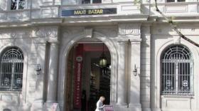 Maxi Bazar a ouvert en lieu et place de l'ancienne Banque de France rue de la République à Lyon.