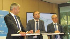 Laurent Wauquiez lance un plan pour sauver les petites lignes ferrées