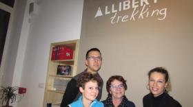Allibert Trekking pose le pied à Lyon