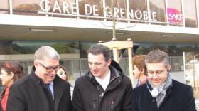 Grenoble investit dans le ferroviaire et le multimodal