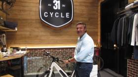 Le vélo se met sur son 31