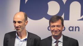 Jean-Michel Mathieu et Franck Terner,