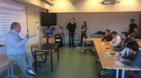 """Jean-David Chamboredon a détaillé le """"manifeste des start-up"""" élaboré par France Digitale."""